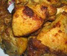 Resep Cara Membuat Ayam Goreng Bumbu Kuning Enak