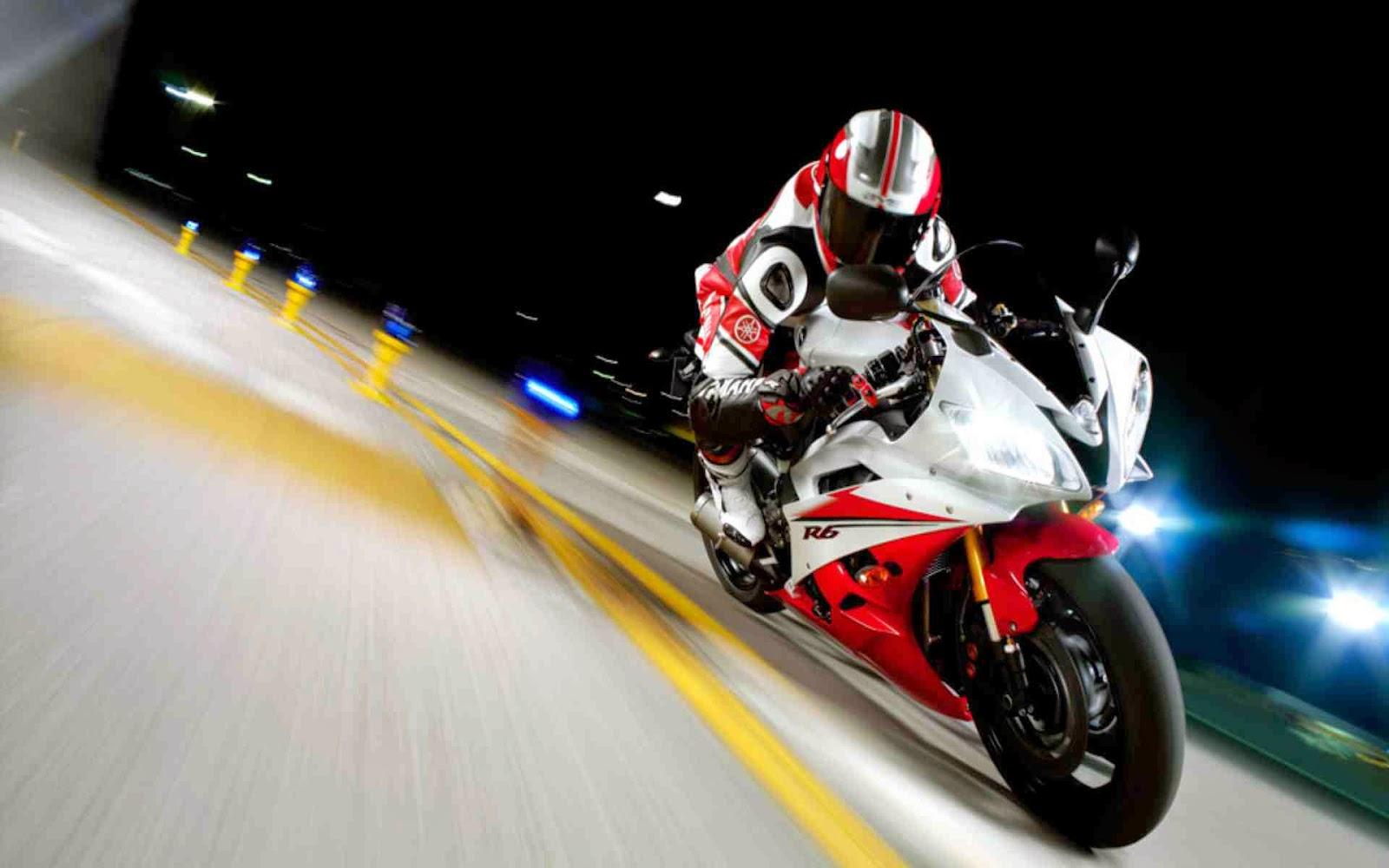 hình nền mô tô Yamaha R1 – R6