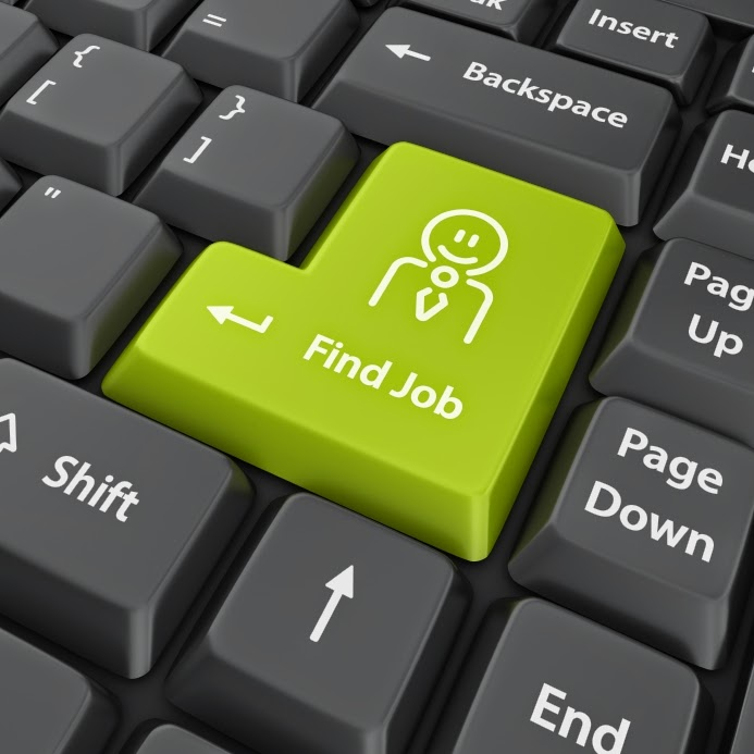 Find a Job Button (If only...)