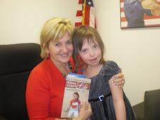 Chloe meets PA Senator Kim Ward