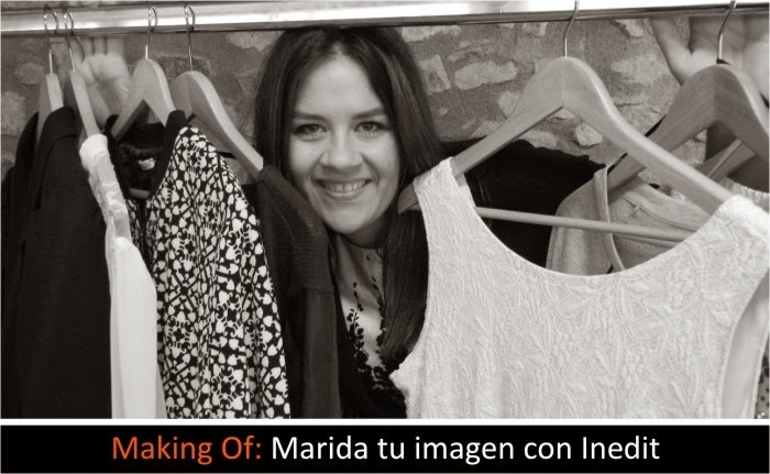 Making Of: Marida tu imagen con Inedit