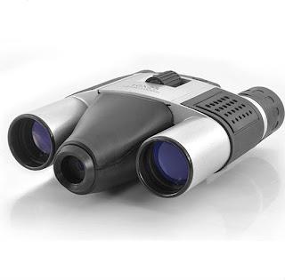 Digital Camera Binocular