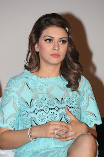 Actress Hansika Motwani Latest Pictures in Short Dress at Romeo Juliet Press Meet   (25).jpg