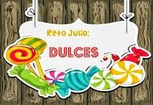 Reto Dulces - Julio