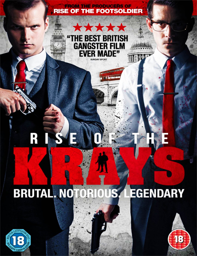 Ver The Rise of the Krays (2015) Online