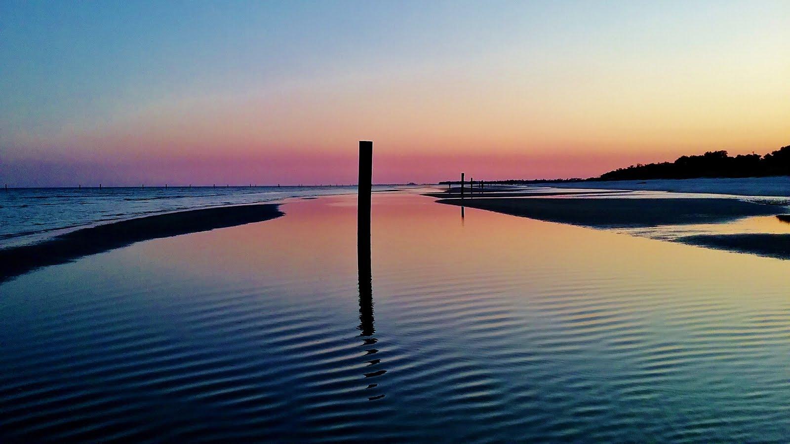 Bay St. Louis Beach