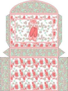 moldes de caixinhas