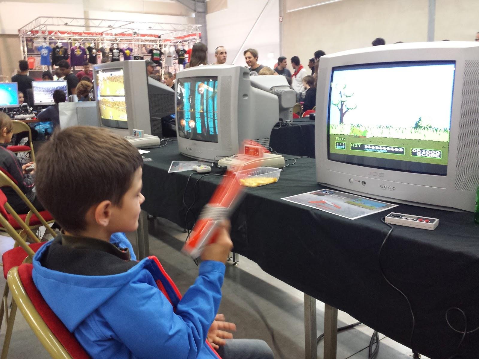 Arcades reborn retour du salon du jv sur arles for Salon arles