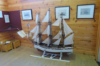Great & old models of ships