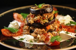 Delicious food for Everyone: Eggplant with Pickling Spices