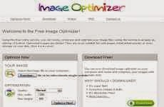 Image Optimizer: servicio para optimizar, redimensionar, y comprimir imágenes online