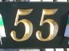 numeros de casas