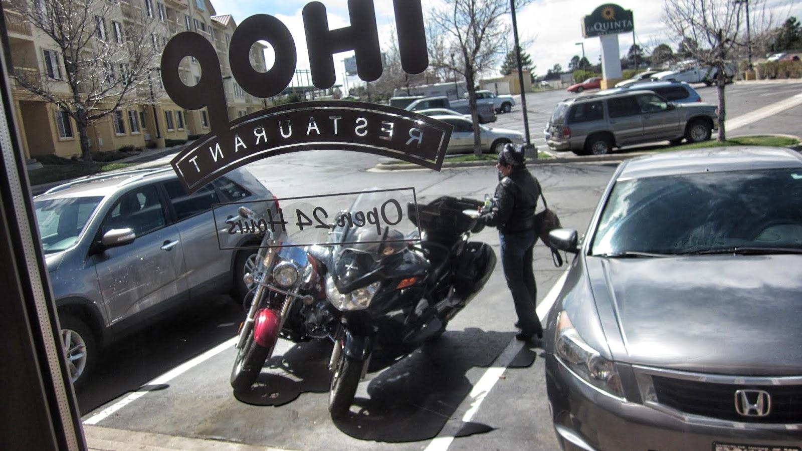 motorcycles ihop