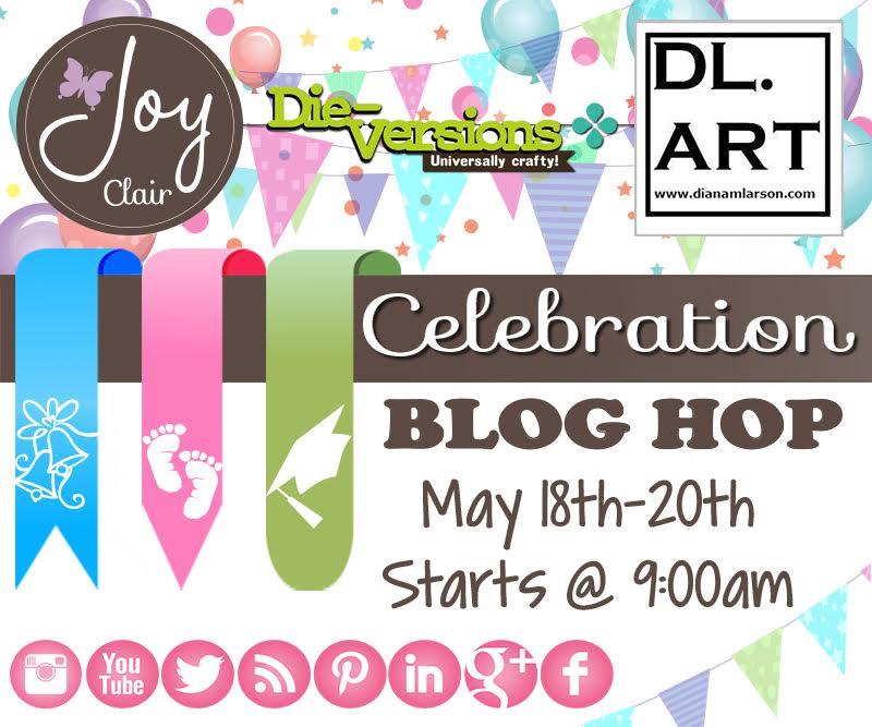 Celebrations Blog Hop