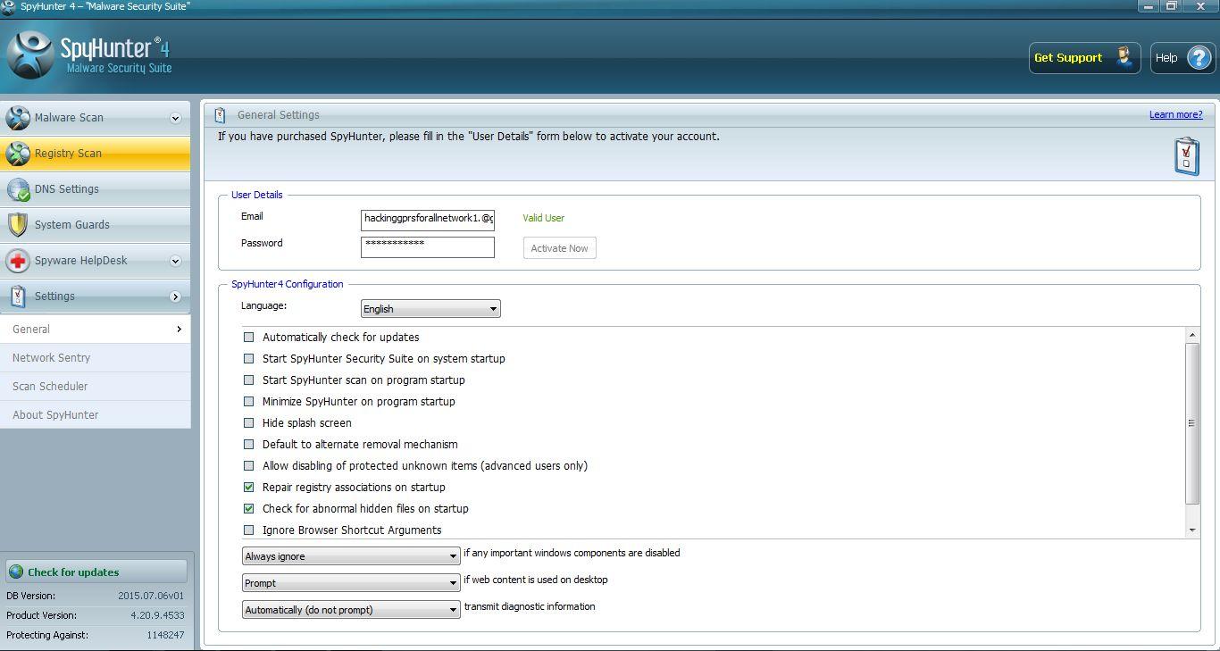 hackinggprsforallnetwork: SpyHunter 4.20.9.4533 Full ...