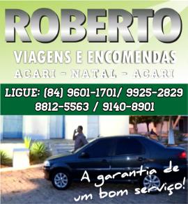 ROBERTO VIAGENS E ENCOMENDAS