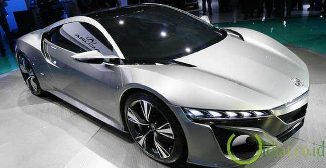 Acura NSX Advanced Sports Car concept
