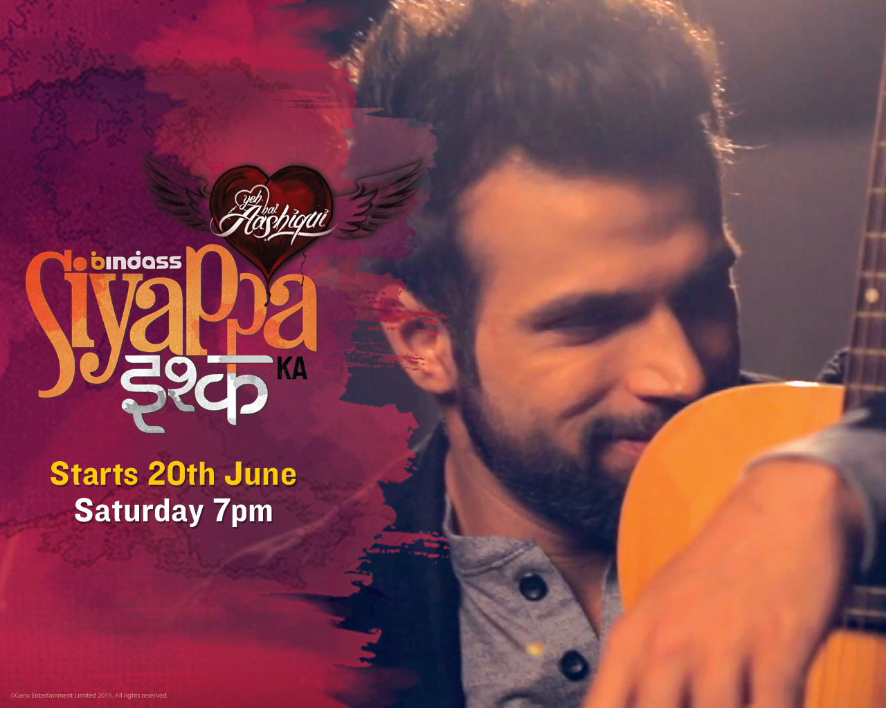 Yeh Hai Aashiqui- Siyappa Ka Ishq  UTV Bindass serial wiki, Full Star-Cast and crew, Promos, story, Timings, TRP Rating, actress Character Name, Photo, wallpaper, Title Songs, Video