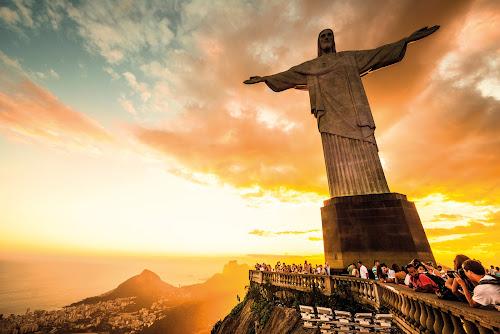 As 7 Curiosidades do Mundo Moderno - 3º Cristo Redentor, Rio de Janeiro