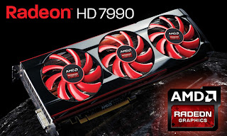 AMD HD 7990 ekran karti