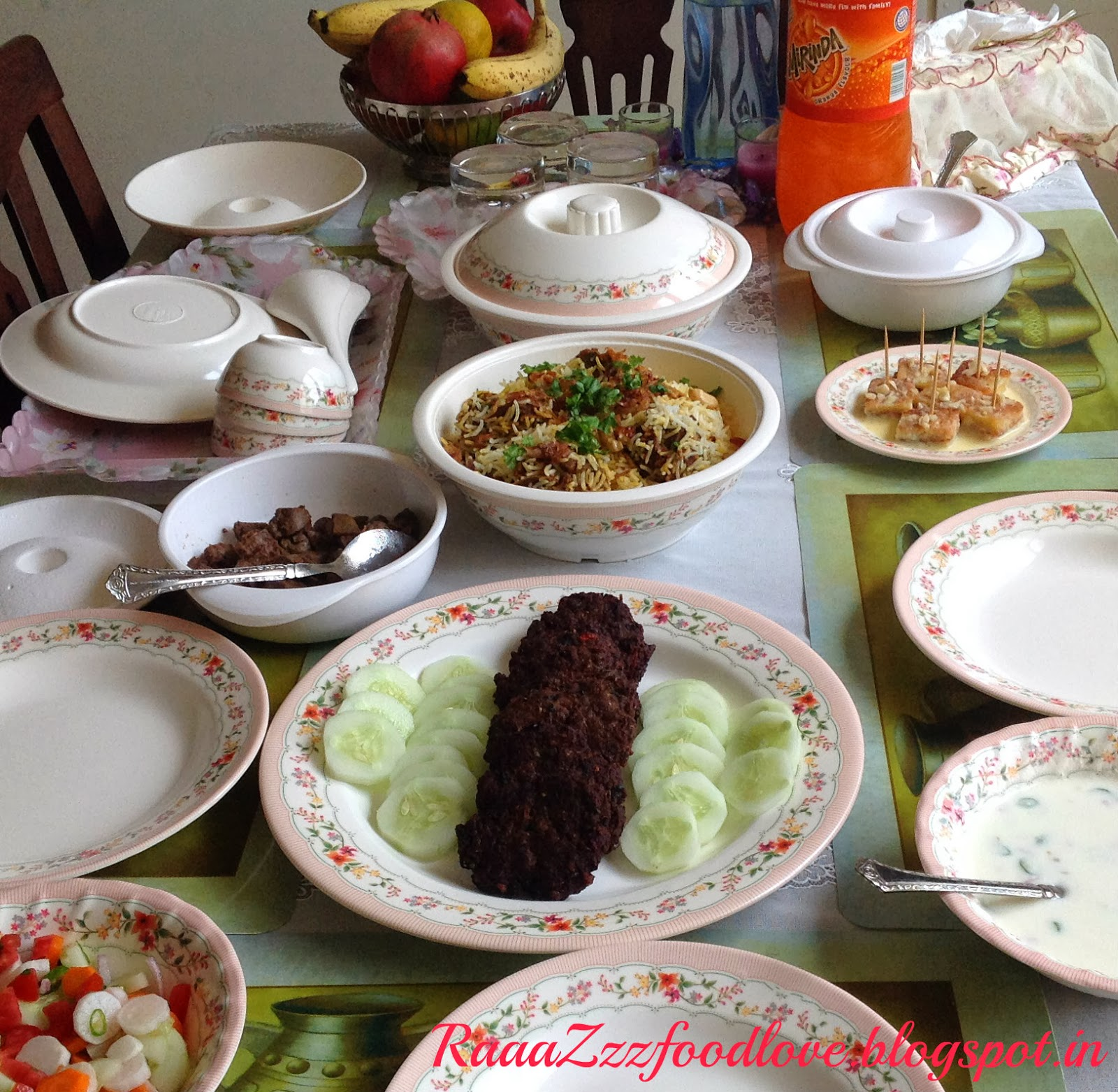 Indian food recipes indian recipes desi food desi recipes eid lunch at home forumfinder Images