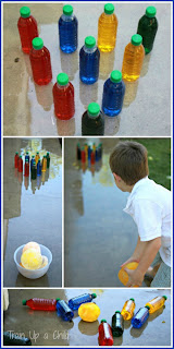 Gross Motor Game - Ice Bowling