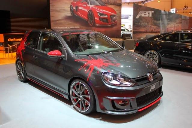 Modifikasi Mobil Volkswagen VW BLACK
