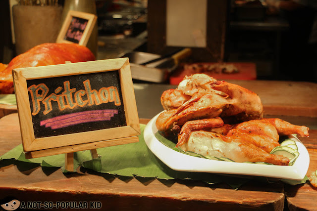Filipino Pritchon - Pritong Lechon