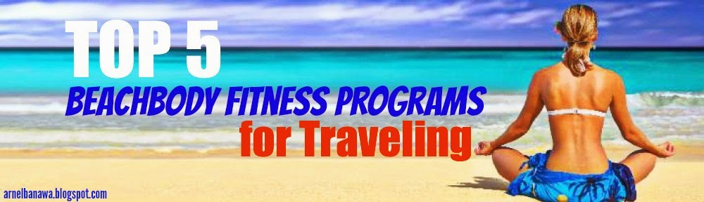 Top 5 Beachbody Fitness Programs for Travel