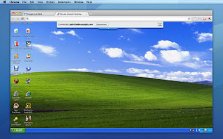 Share Desktop by chrome