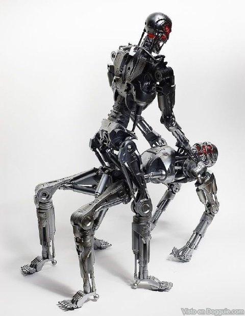 kamasutra robots 10 Ternyata Robot terminator Juga Bisa Melakukan ML, FULL FOTO