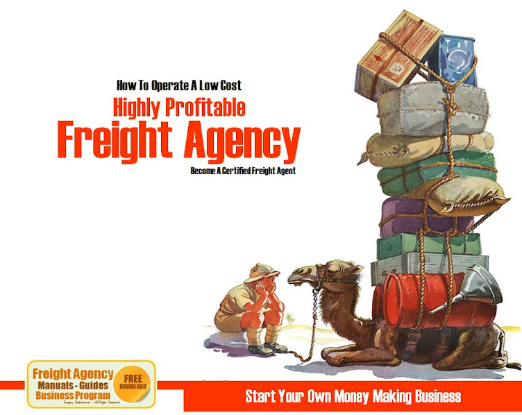 Free Freight Broker Agent Start Up Guide Ebook Online Download