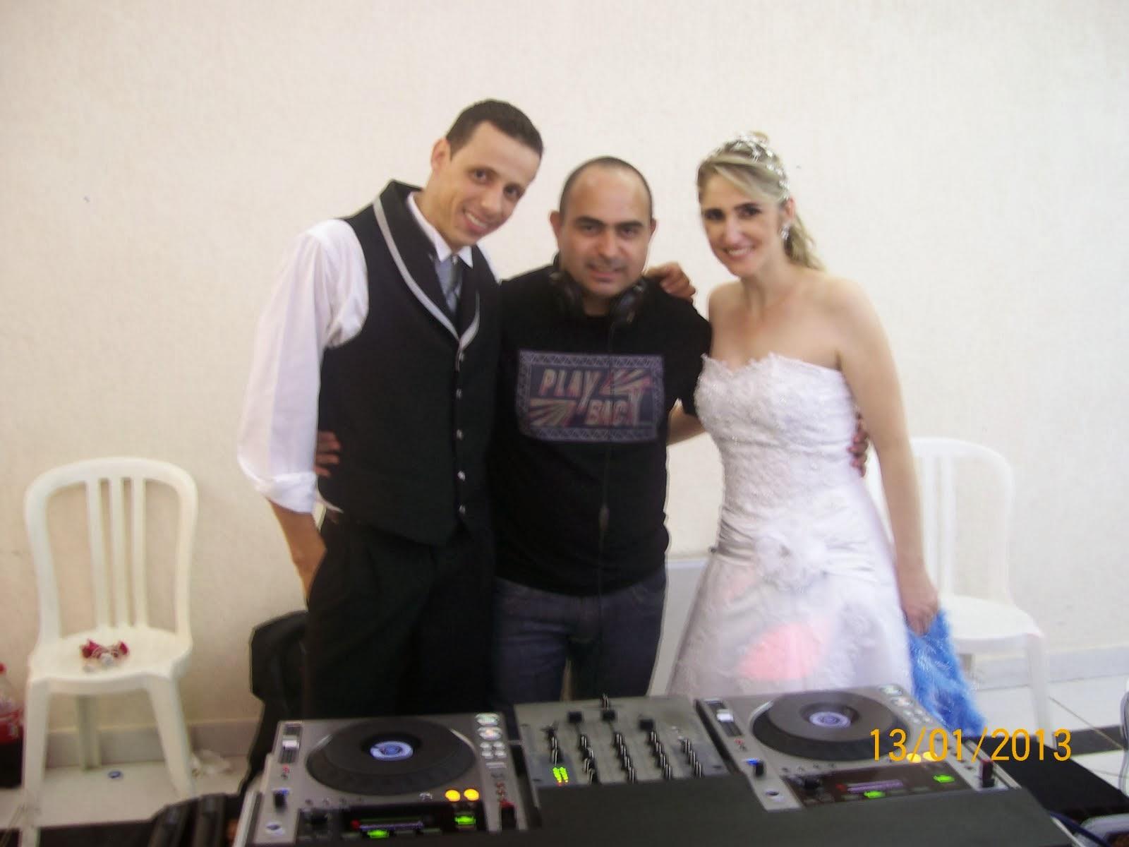 Taís e Everton  Casamento