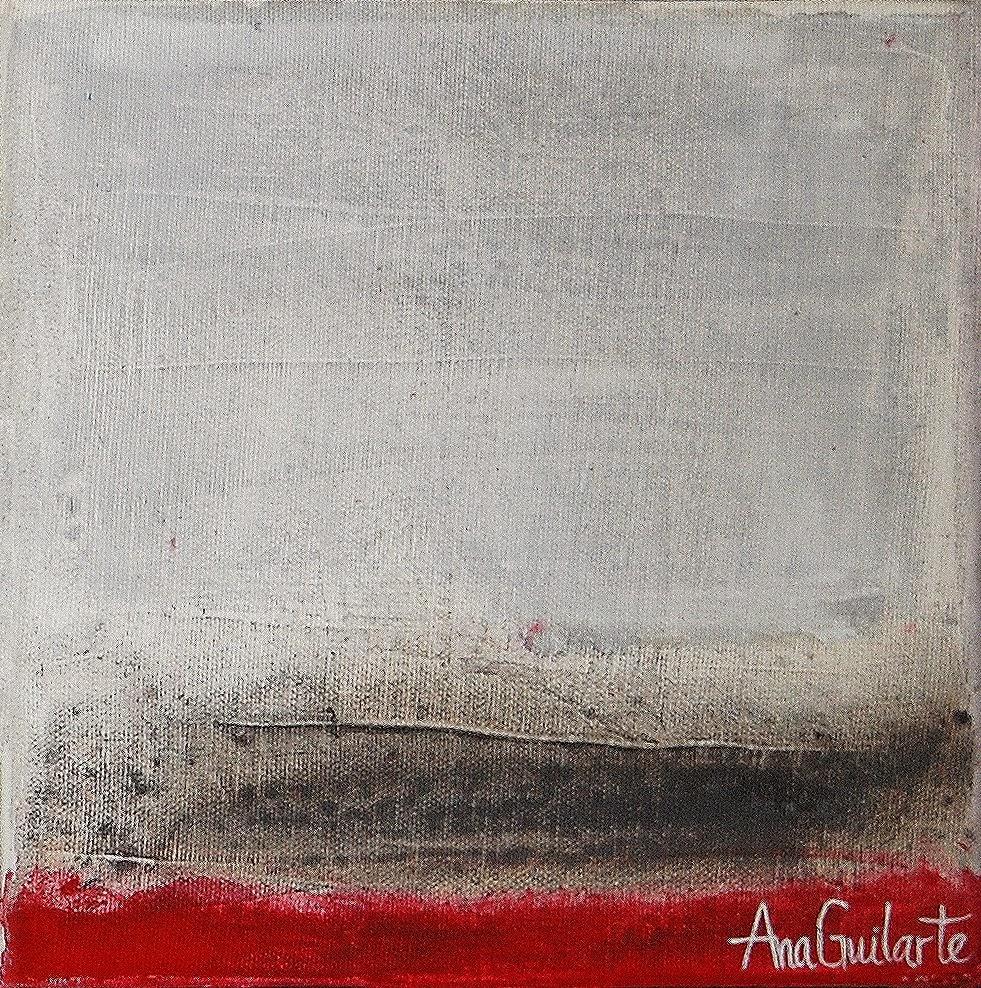 151. UNTITLED. Framed. 25x25cm. Sold/Vendido