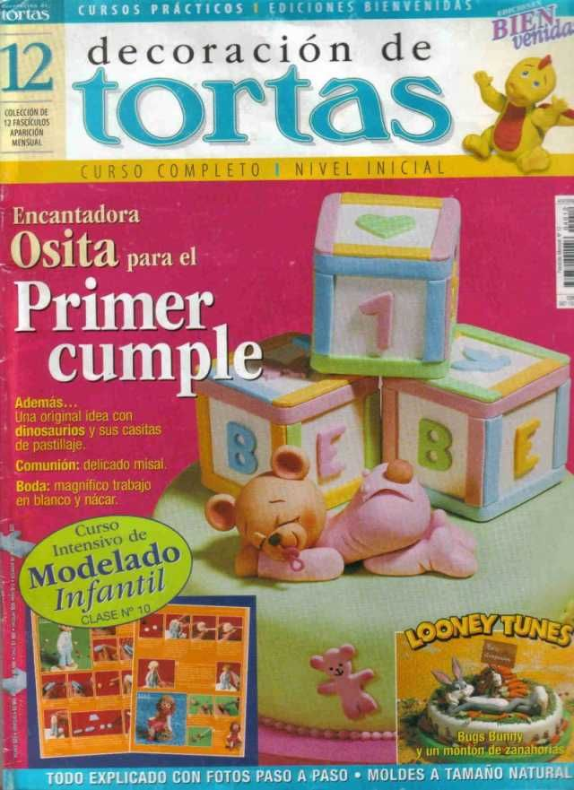 decoracin de tortas n 12 - Revistas De Decoracion
