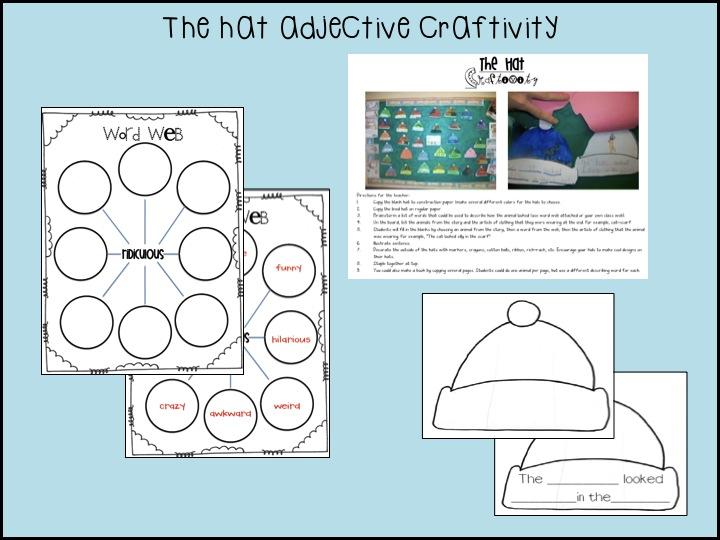 ... Grade Snippets: Jan Brett Literacy Activities (update and a FREEBIE