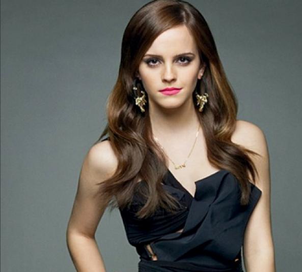 1af5e041a8 Emma Watson tem sonho realizado ao ser protagonista de