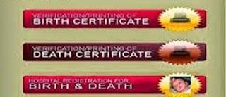 birth certificate, death certificate registration, Pirappu, irappu irandaiyum oru varudathirkkul padhivu seivadhu avasiyam- Pirappu irappu sandridhazh, tips in tamil, sattam