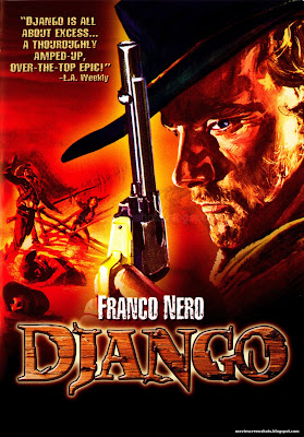 Poster Of Django 1966 Full Movie Download 300MB In Hindi English Dual Audio 480P ESubs Compressed Small Size Pc Movie