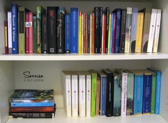 sorrisoa365giorni-organizzare-libreria-preferiti