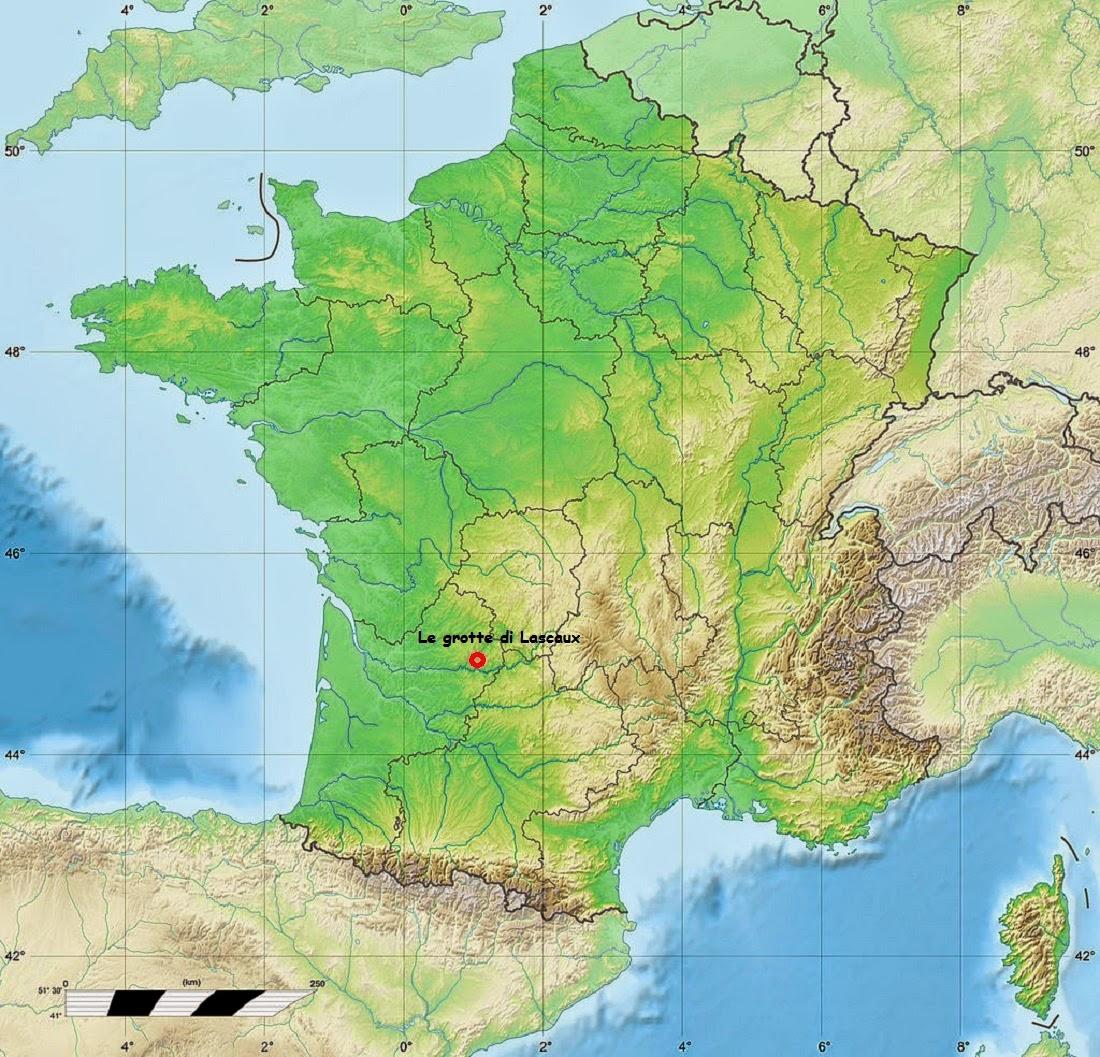 Di qua e di la le grotte di lascaux e di altamira the for Modelli di caverna dell uomo