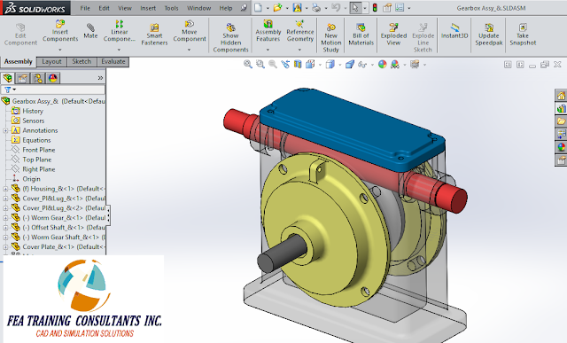 improve performance of large assembly solidworks