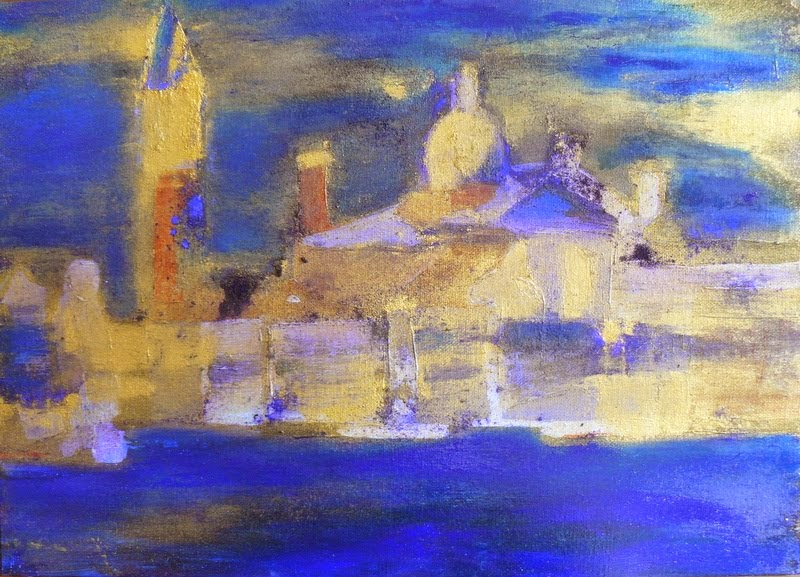"""Nuit sur San Giorgio"""