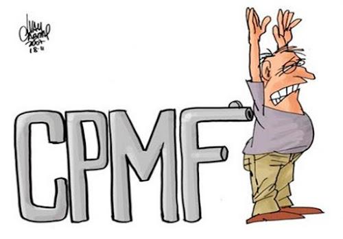 CPMF - O que significa Ela vai voltar