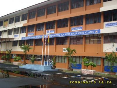 Bangunan, Bangunan Sekolah, Sekolah, Sekolah Agama, Sekolah Agama Menengah Tinggi Hisamuddin, Sekolah Agama Menengah Tinggi Sultan Hisamuddin, SAMTH, SAMTiSH