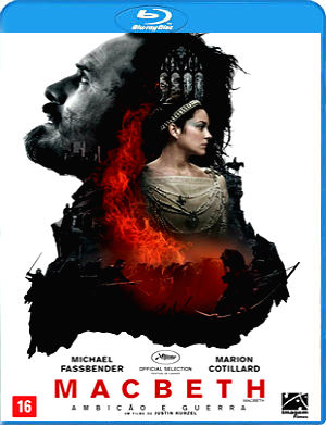 Filme Poster Macbeth: Ambição e Guerra BDRip XviD Dual Audio & RMVB Dublado
