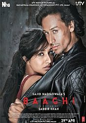 Baaghi (2016)