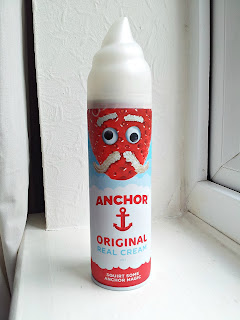 Anchor Butter, Anchor Rewards Club, Anchor Original Whipped Cream