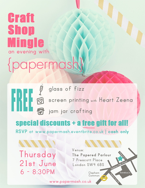 Chocolate creative get crafting with papermash and company for Paper mashing craft
