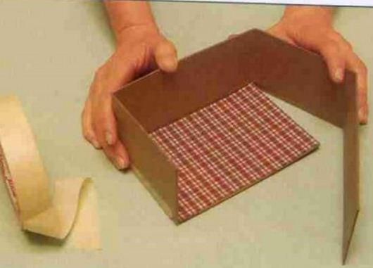 Como hacer un cofre de cartón ~ Mimundomanual